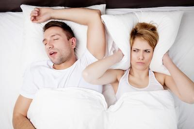 Sleeping Couple | Booragoon WA Dentist