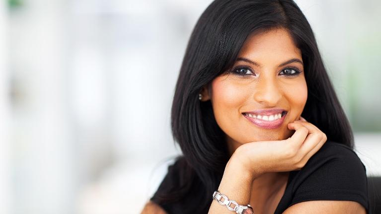 Woman | Dental Implants In Mount Pleasant